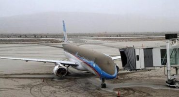 Cierran otra vez el aeropuerto de Puebla por ceniza del Popo