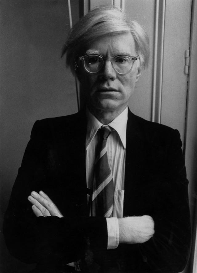 Publican e-books acerca de Andy Warhol