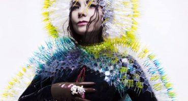 Mira el nuevo video de Björk para