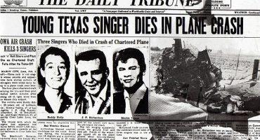 El día que murió la música hace 56 años