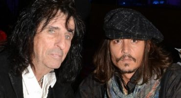 Resurgen los Hollywood Vampires con Johnny Depp, Alice Cooper y Joe Perry