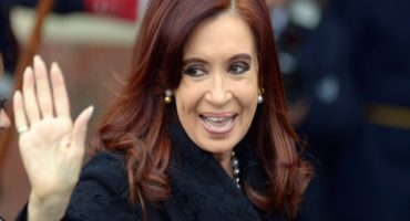 Cristina Kirchner dice