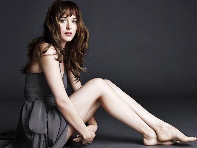 """Dakota Johnson habla sobre su papel en """"50 sombras de Grey"""""""