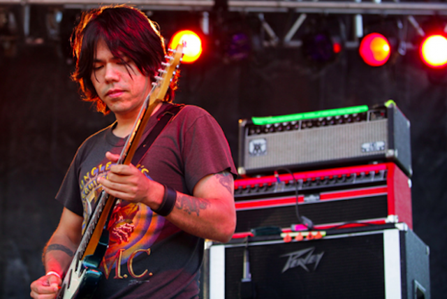 El intento de suicidio de David Pajo, guitarrista de Interpol y los Yeah Yeah Yeahs