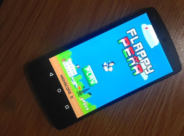 ¿Aburrido en la oficina? ¡Juega el Flappy Bird de Peña Nieto! (+ regalos)