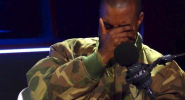 Kanye West se pone sentimental durante entrevista