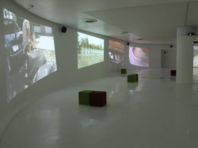 Michael Nyman, instalación fílmica y musical.