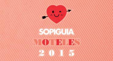 Para este 14 de febrero: Sopi-guía de moteles