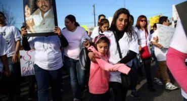 Latinos de Pasco protestan por la muerte de mexicano