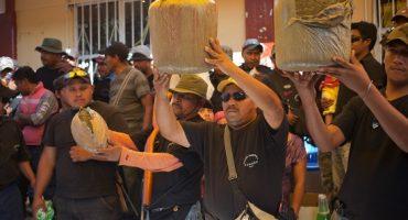 Policía Comunitaria en Chilpancingo realiza primer decomiso de droga
