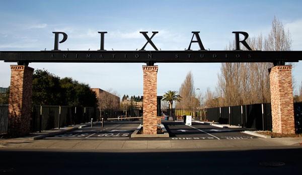 Estudios Pixar: las oficinas en las que todos quisiéramos trabajar