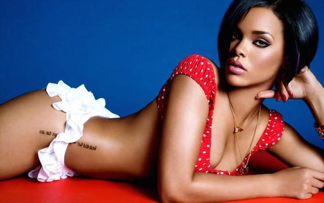 Rihanna cumple 27 años, y así lo celebramos (NSFW)
