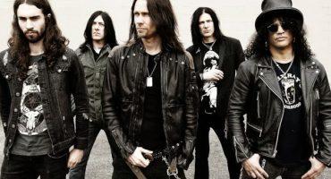 Slash anuncia a las bandas que abrirán sus shows en México