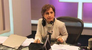 MVS interpone demanda mercantil contra Carmen Aristegui