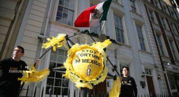 En Londres, AI exige a Peña Nieto atender crisis de derecho