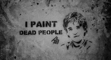 JPS dejó las drogas, el alcohol y se puso a hacer street art