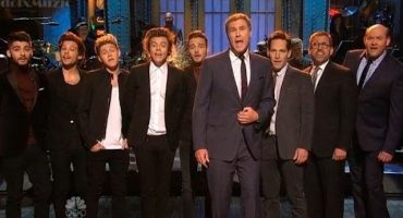 Will Ferrell quiere entrar a One Direction
