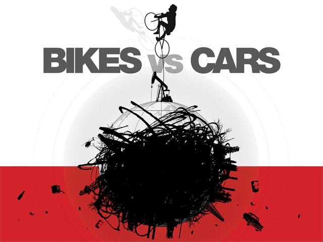 Bikes vs Cars ¿confrontación o reflexión?