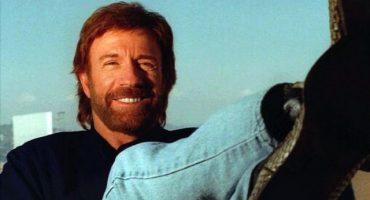 Chuck Norris, ni los inmortales se salvan de cumplir años