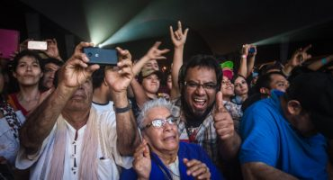 Puro chavo de onda en el último día de Cumbre Tajín