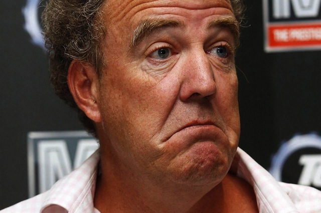 BBC suspende a Jeremy Clarkson y cancela