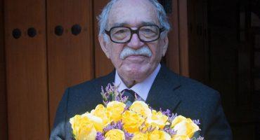 Rosas amarillas para celebrar a García Marquéz en su cumpleaños
