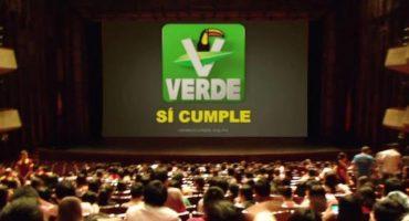 Se formaliza ante el INE petición para cancelar registro al PVEM