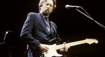 70 años de Eric Clapton: el primer Dios de la guitarra