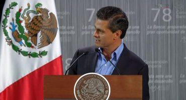 Peña Nieto pide hacer