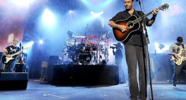 Escucha una nueva canción de Dave Matthews Band tocada en vivo