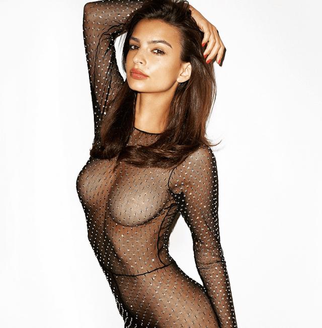 Emily Ratajkowski y sus fotos más sexys en Instagram