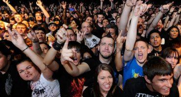 Los conciertos de Rock pueden dañar tus oídos en 28 segundos