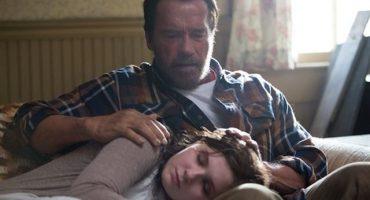 Schwarzenegger cuida a su hija zombie en el trailer de Maggie