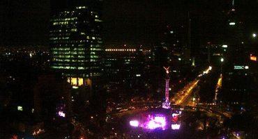 Así se vieron las ciudades más importantes durante la Hora del Planeta