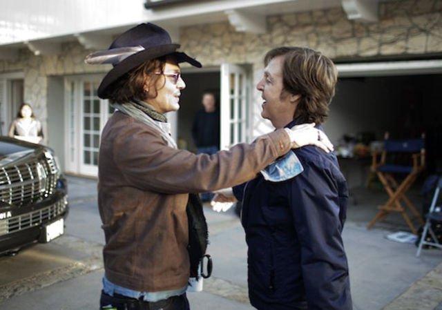Paul McCartney se une al supergrupo de Alice Cooper y Johnny Depp