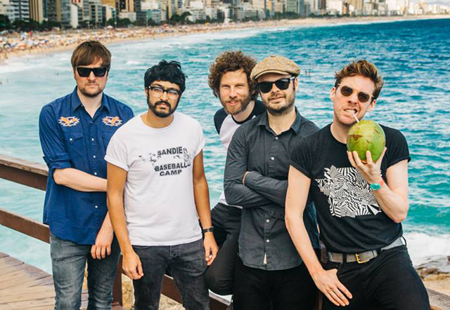 Kaiser Chiefs nos comparte el video de
