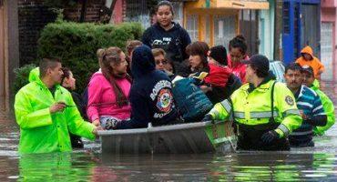 Lluvias afectan Michoacán; SMN prevé 2 meses de tormentas invernales