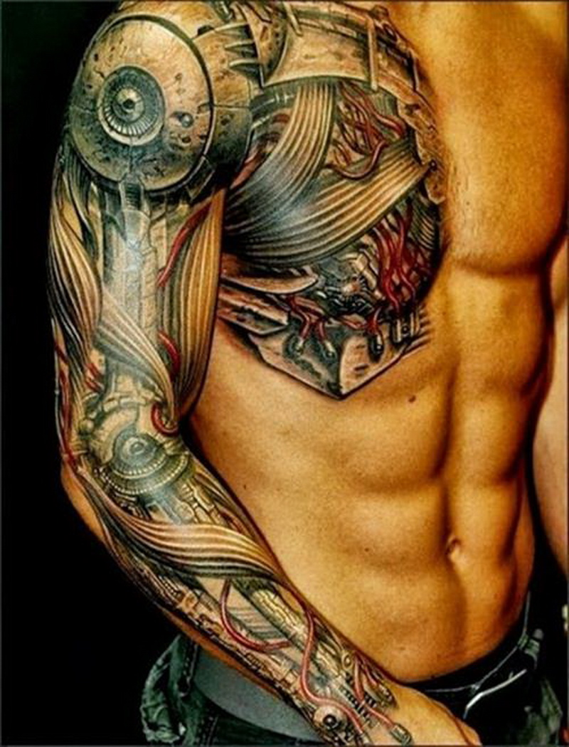 Mens Chest Tattoos Tattoos For Men Awesome Tattoo Designs For Men
