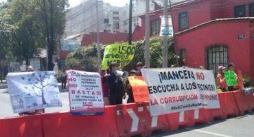 Gobierno del DF suspende construcción de túnel en Mixcoac