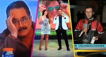 Estos son los momentos más bochornosos de la televisión mexicana