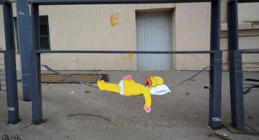 OakOak y su increíble arte callejero