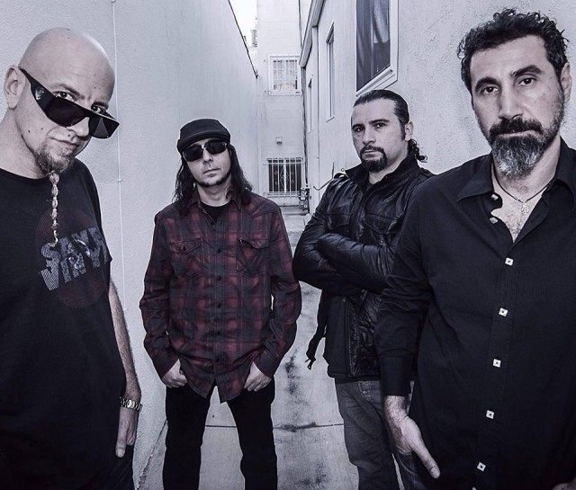 ¡System of a Down regresa a Mexico!