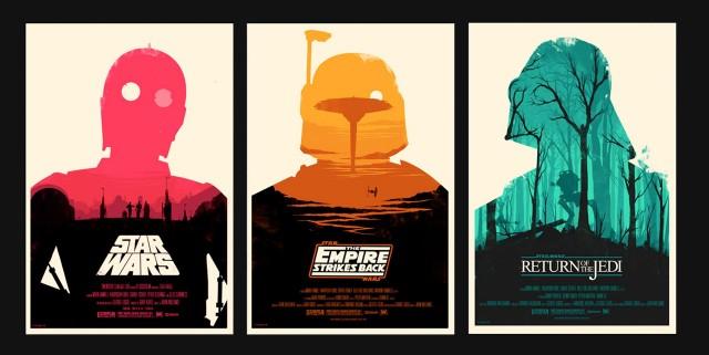 Los 25 mejores pósters de Star Wars