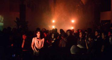 Así se puso la primera de las Uncover Sessions de Boiler Room en México (Fotos y reseña)