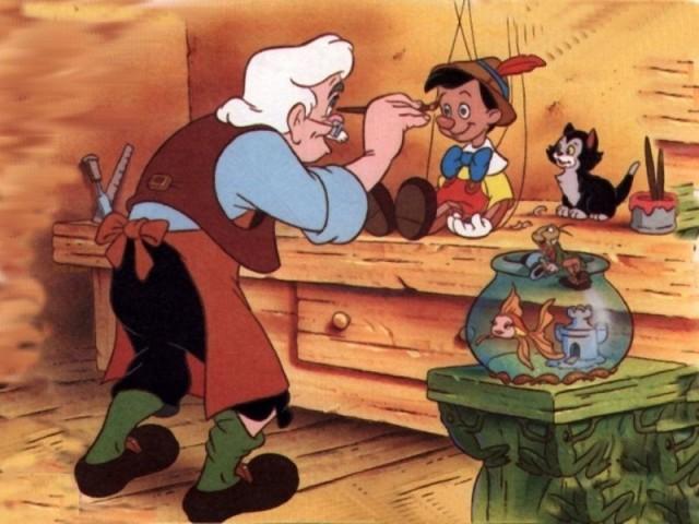 Nueva película de live-action de Disney: Pinocho