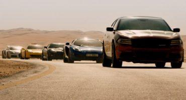 Esto es lo que pasa con los autos destruidos en Rápido y Furioso