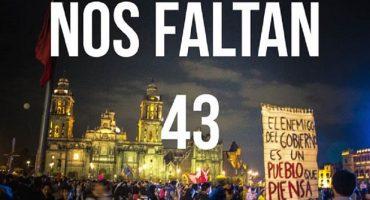 Al día de hoy...#Ayotzinapa7Meses y nos faltan 43
