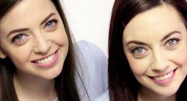 Conoce a las gemelas idénticas que NO son parientes