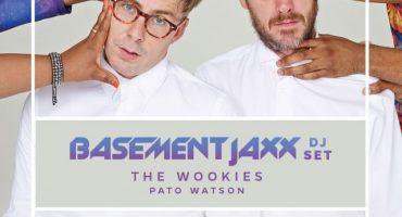 ¡Gana boletos para el DJ set de Basement Jaxx!
