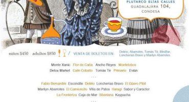 Brindemos en el Brunch Colectivo del Corredor Roma-Condesa